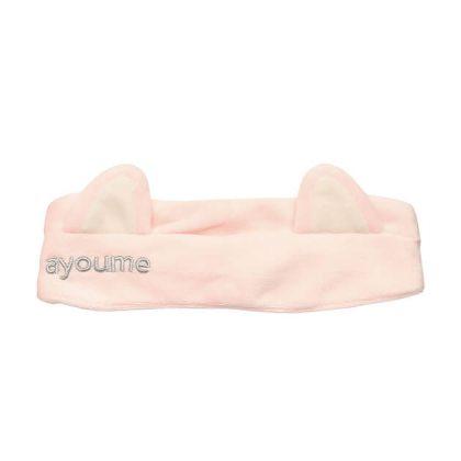 """Повязка для волос AYOUME Hair Band """"Cat Ears"""" розовая"""