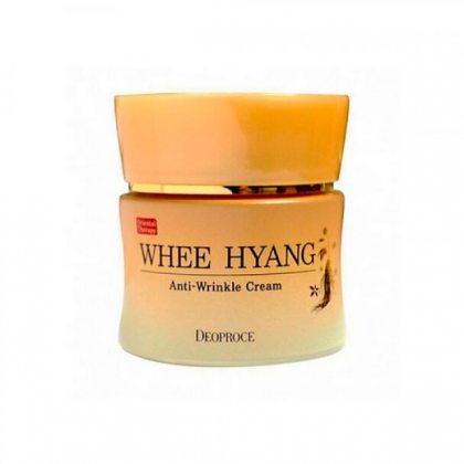 Крем для век антивозрастной Deoproce Whee Hyang Whitening & Anti-Wrinkle Eye Cream, 30г