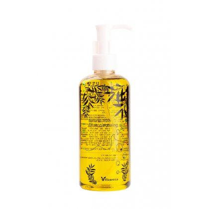 Гидрофильное масло с 90% экстрактом оливы Elizavecca Milky-Wear Natural 90% Olive Cleansing Oil, 300мл
