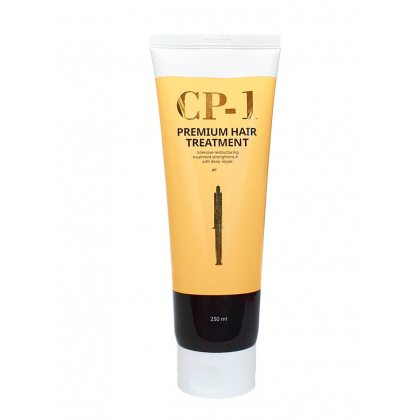 Протеиновая маска для лечения волос бессульфатная ESTHETIC HOUSE CP-1 Premium Protein Treatment, 250мл