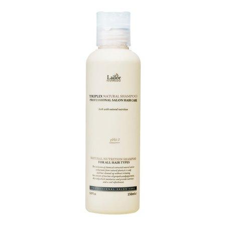 Шампунь бессульфатный органический La'dor Triple x3 Natural Shampoo, 150мл