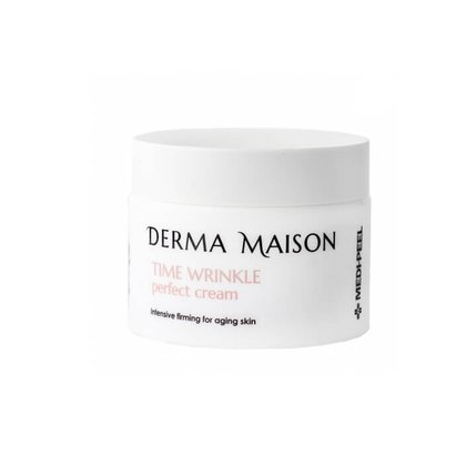 Разглаживающий крем против морщин MEDI-PEEL Derma Maison Time Wrinkle Cream, 50мл