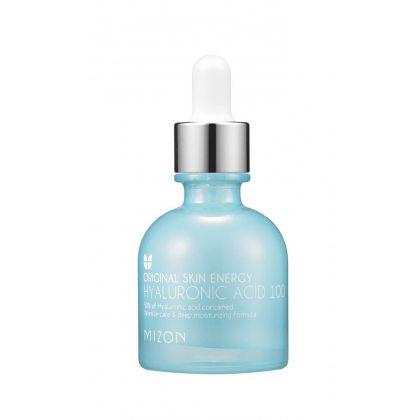 Сыворотка для лица с 50% гиалуроновой кислотой MIZON Hyaluronic Acid 100, 30мл