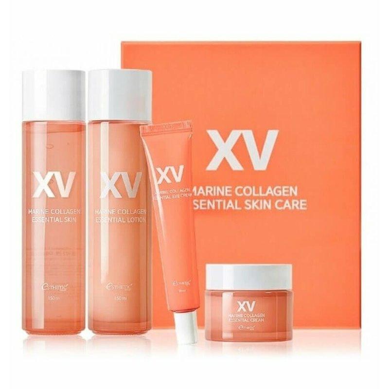 Набор для лица и век с коллагеном ESTHETIC HOUSE Marine Collagen Essential Skin Care Set