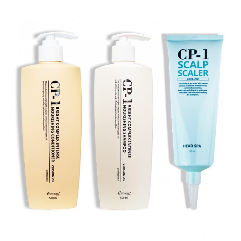 Набор для волос CP-1: Шампунь 500мл + Кондиционер 500мл + Пилинг CP-1 250мл
