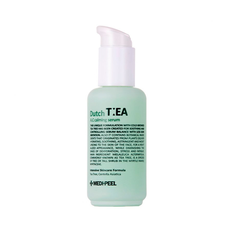 Ампульная сыворотка с чайным деревом MEDI-PEEL Dutch Tea A.C Calming Serum, 70мл