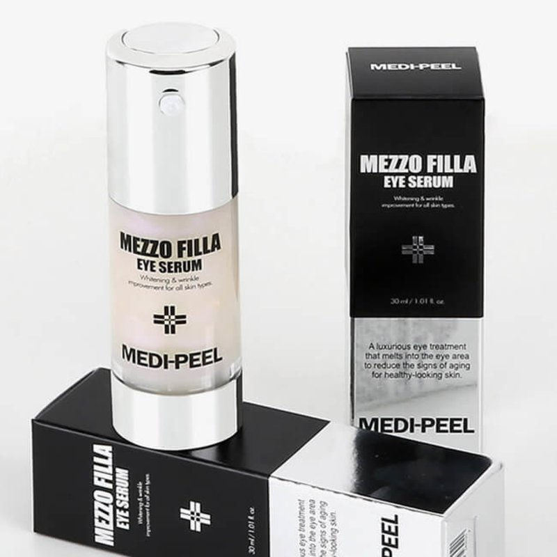 Омолаживающая пептидная сыворотка для век MEDI-PEEL Mezzo Filla Eye Serum, 30мл