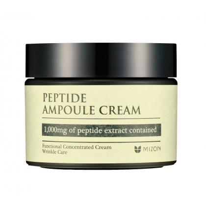 Крем для лица пептидный с лифтинг-эффектом MIZON Peptide Ampoule Cream, 50мл