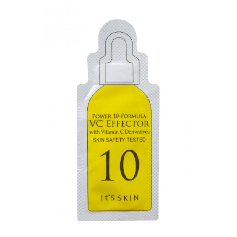 Пробник тонизирующей сыворотки Holika Holika Power 10 Formula VC Effector sample 1мл