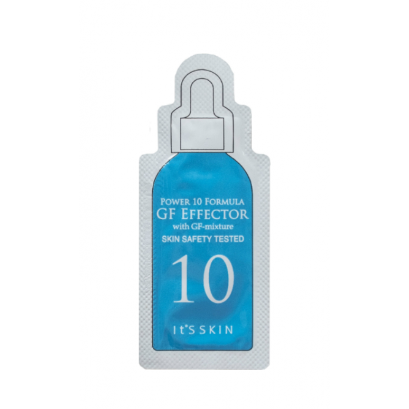 Пробник увлажняющей сыворотки Holika Holika Power 10 Formula GF Effector sample, 1мл