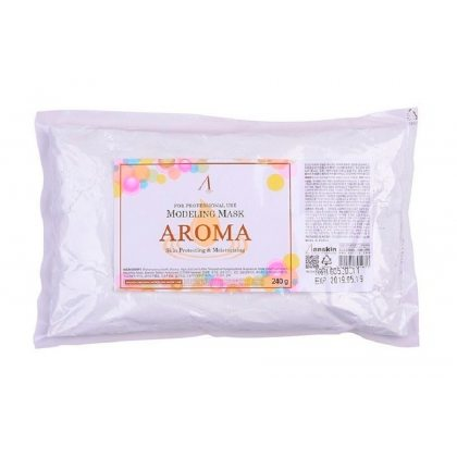 Маска альгинатная питательная Anskin Aroma Modeling Mask, 240г