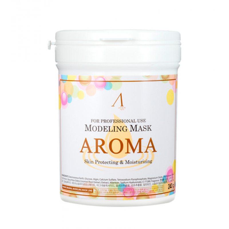 Маска альгинатная питательная Anskin Aroma Modeling Mask, 700мл