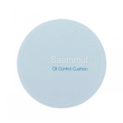 Тональный крем-кушон для жирной кожи The Saem Saemmul Oil Control Cushion Spf50+ Natural Beige 02, 12г