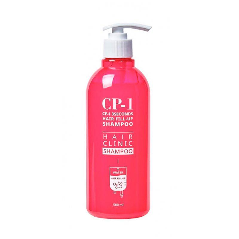 Шампунь восстанавливающий для гладкости волос ESTHETIC HOUSE CP-1 3Seconds Hair Fill-Up Shampoo, 500мл