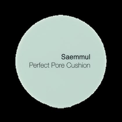 Тональный крем-кушон 02 Natural Beige The Saem Saemmul Perfect Pore Cushion Spf50+, 12г