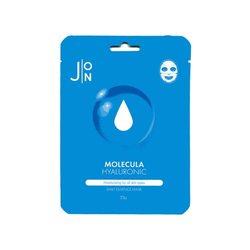 Маска тканевая с гиалуроновой кислотой J:ON Molecula Hyaluronic Daily Essence Mask, 20мл