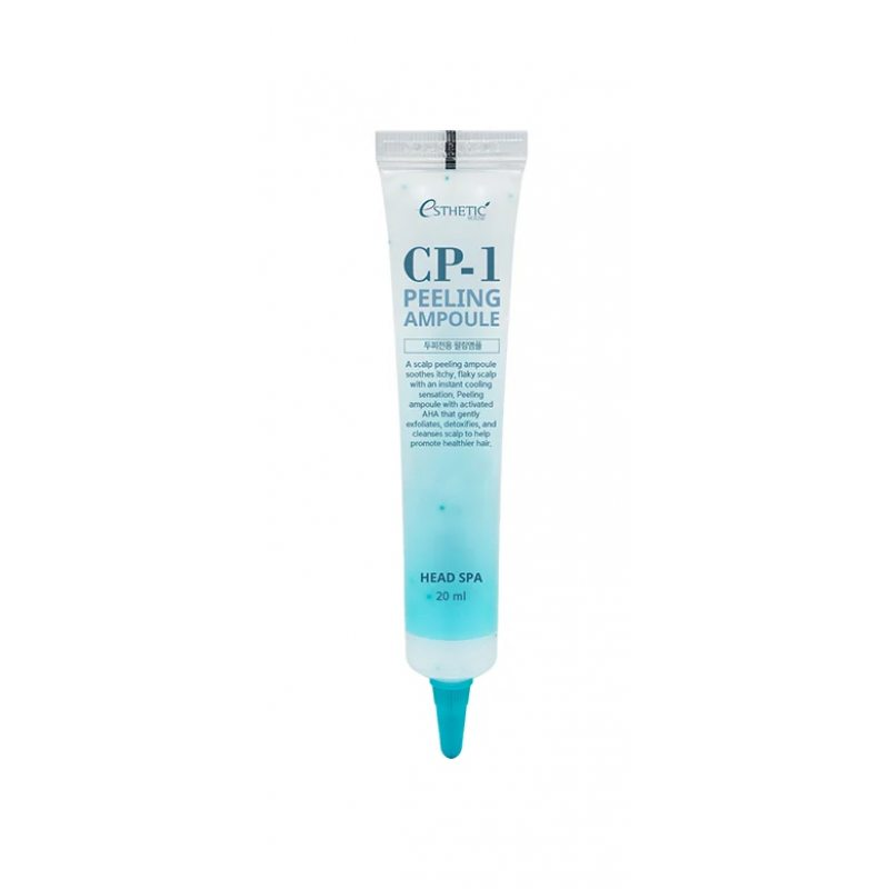 Пилинг-сыворотка для кожи головы ESTHETIC HOUSE CP-1 Peeling Ampoule, 20мл