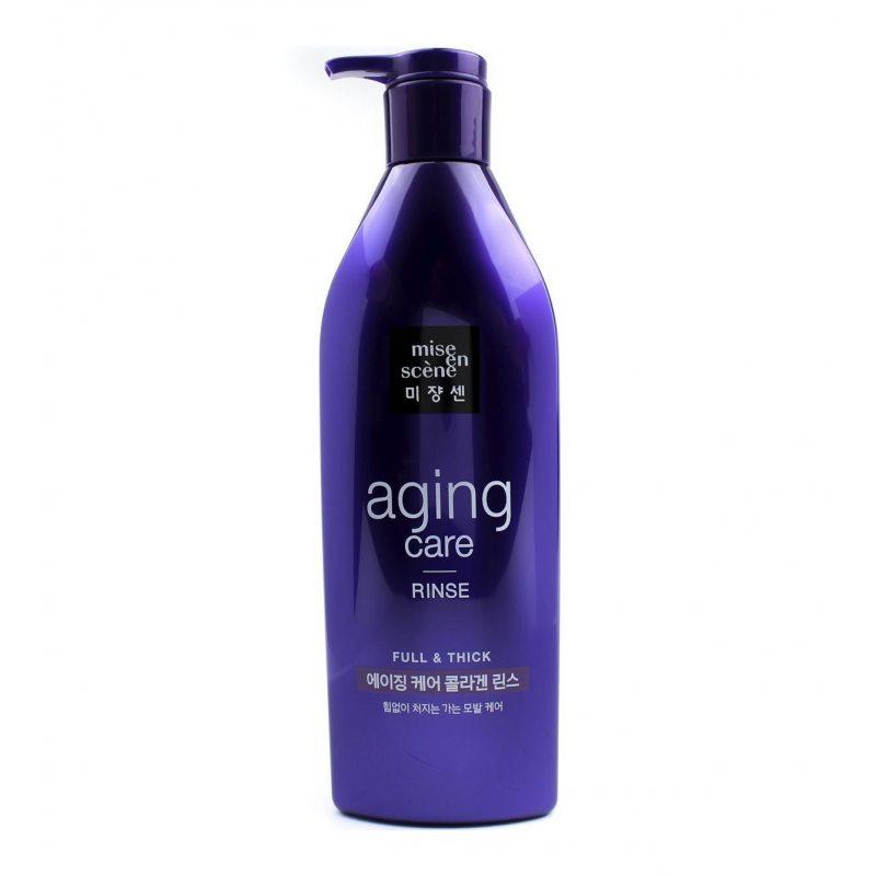 Кондиционер для волос Mise en scene Aging Care Rinse, 680мл