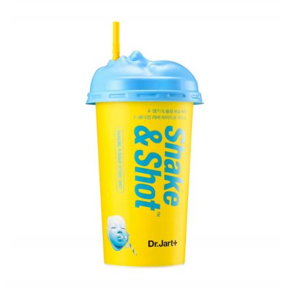 Альгинатный коктейль увлажняющий и освежающий Dr.Jart+ Shake&Shot Shaking Rubber Hydro Shot, 50г