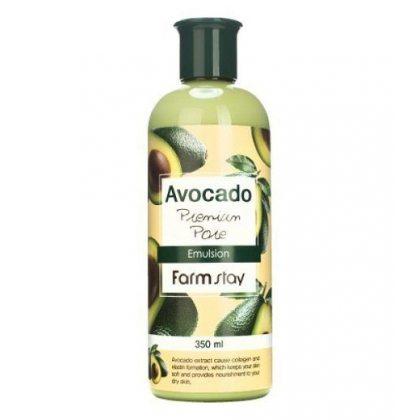 Эмульсия антивозрастная с экстрактом авокадо FarmStay Avocado Premium Pore Emulsion, 350мл