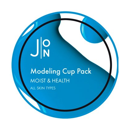 Альгинатная увлажняющая маска для лица J:ON Moist & Health Modeling Pack, 18г