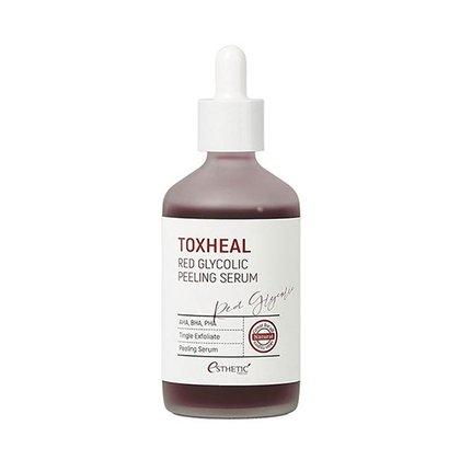 Пилинг-сыворотка для лица гликолиевая ESTHETIC HOUSE Toxheal Red Glycolic Peeling Serum, 100мл