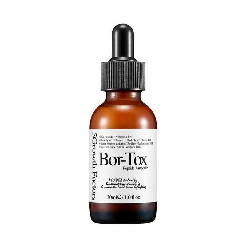 Мультипептидная лифтинг-сыворотка с эффектом ботокса MEDI-PEEL Bor-Tox Peptide Ampoule, 30мл