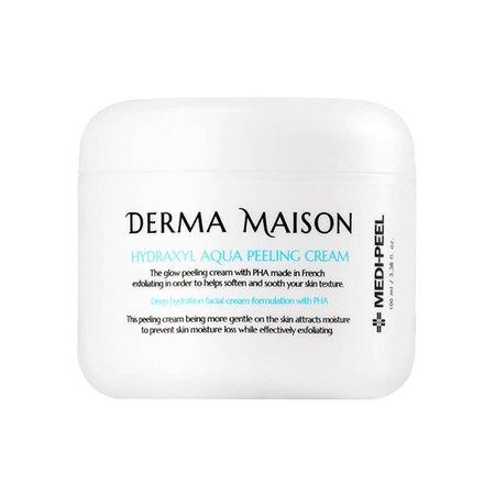 Обновляющий пилинг-крем с кислотами MEDI-PEEL Derma Maison Hydraxyl Aqua Peeling Cream, 100мл