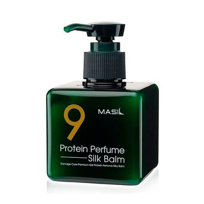 Бальзам несмываемый для поврежденных волос Masil 9 Protein Perfume Silk Balm, 180мл