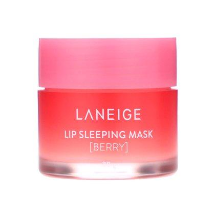 Ночная маска для губ ягодная Laneige Lip Sleeping Mask Berry, 3г