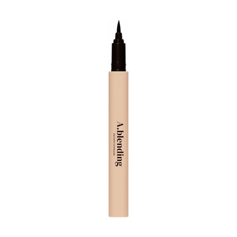 Подводка для глаз ЧЕРНЫЙ ESTHETIC HOUSE A.blending Perfect Tattoo Eyeliner (Carbon Black), 0,6г