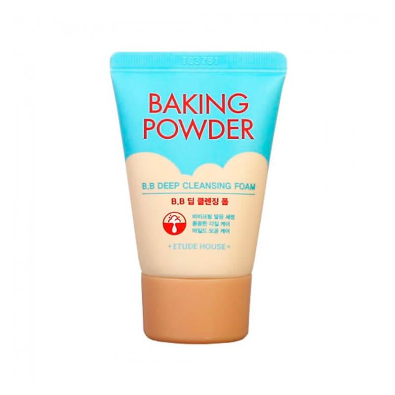 Пенка для умывания ETUDE HOUSE Baking Powder BB Deep Cleansing Foam, 30мл