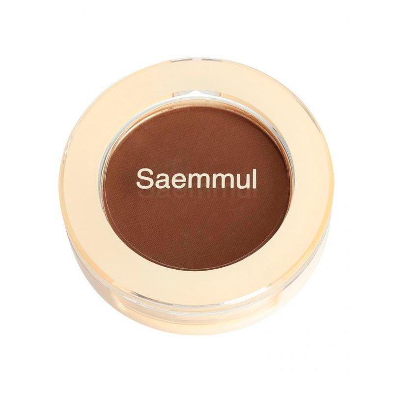 Тени для век матовые The Saem Saemmul Single Shadow Matt RD09, 1,6г