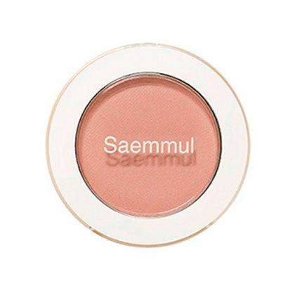 Тени для век матовые The Saem Saemmul Single Shadow Matt BE05, 1,6г