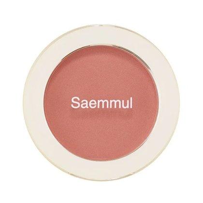 Румяна компактные The Saem Saemmul Single Blusher BE02, 5г