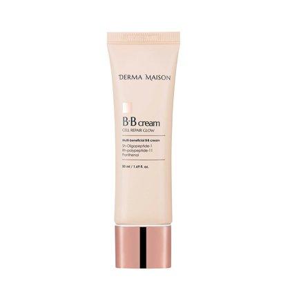 ВВ-крем восстанавливающий для сияния кожи MEDI-PEEL Derma Maison Cell Repair Glow BB Cream, 50мл