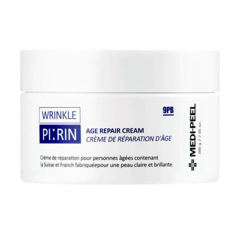 Крем регенерирующий против морщин с волюфилином MEDI-PEEL Wrinkle Plirin Age Repair Cream, 200г