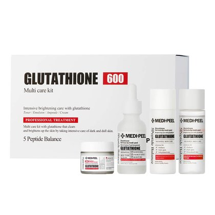 Набор против пигментации с глутатионом MEDI-PEEL Glutathione Multi Care Kit