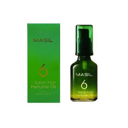 Парфюмированное масло для волос Masil 6 Salon Hair Perfume Oil, 60мл