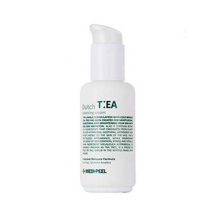 Крем успокаивающий с чайным деревом MEDI-PEEL Dutch Tea Balancing Cream, 70мл