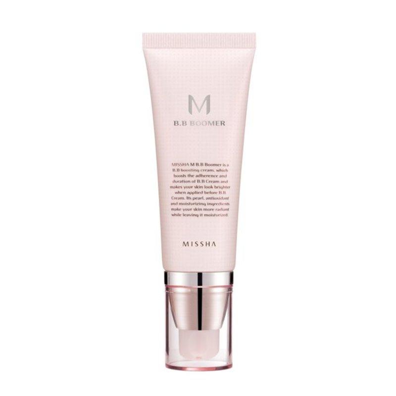 Праймер-основа под макияж со светоотражающим эффектом Missha M BB Boomer, 40мл