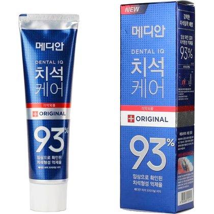 Зубная паста против зубного налёта Median Dental IQ 93 Original Tooth Paste, 120г