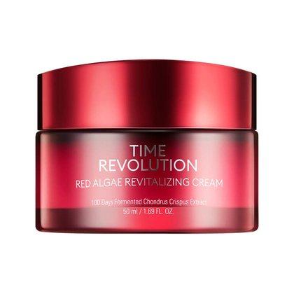 Интенсивный лифтинг-крем для лица MISSHA Time Revolution Red Algae Revitalizing Cream, 50мл