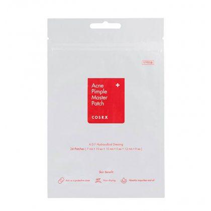 Противовоспалительные патчи от акне CosRX Acne Pimple Master Patch, 24шт