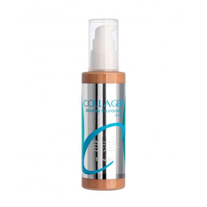 Тональная основа Enough Collagen Moisture Foundation #21, 100мл