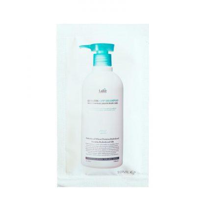 Шампунь для волос кератиновый La'dor Keratin LPP Shampoo, 10мл