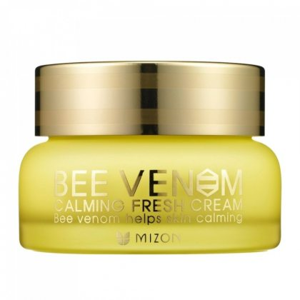 Крем для лица с прополисом Mizon Bee Venom Calming Fresh Cream, 50мл