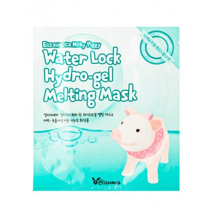 Маска для лица гидрогелевая Elizavecca Milky Piggy Water Lock Hydrogel Melting Mask, 30г