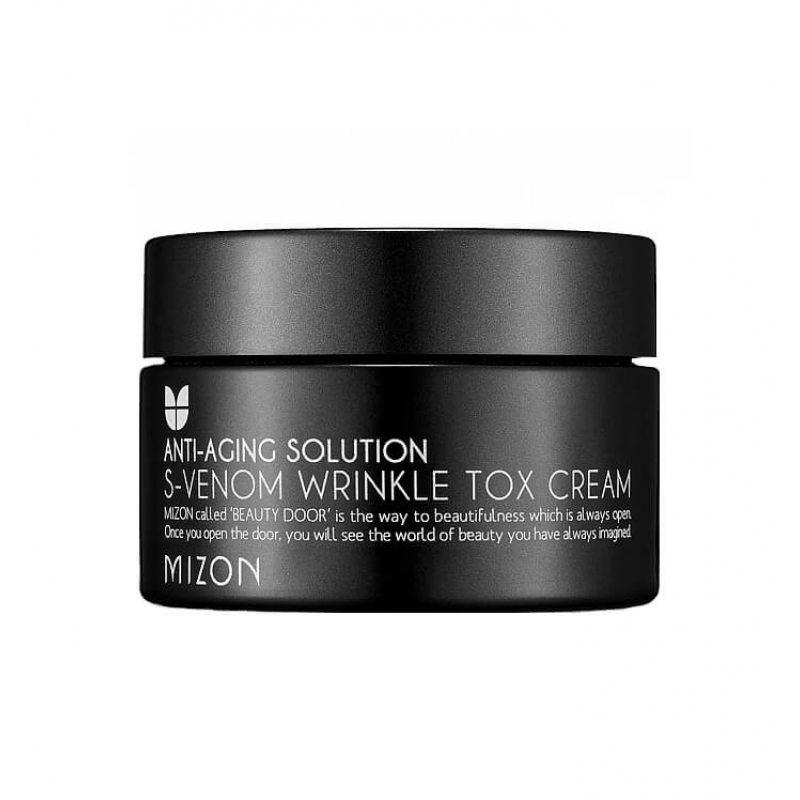 Антивозрастной крем со змеиным ядом Mizon S-Venom Wrinkle Tox Cream, 50мл