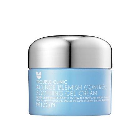 Крем-гель для жирной и проблемной кожи Mizon Acence Blemish Control Soothing Gel Cream, 50мл
